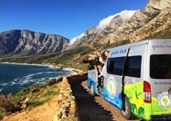 Earthstompers Garden Route Tours & Adventures